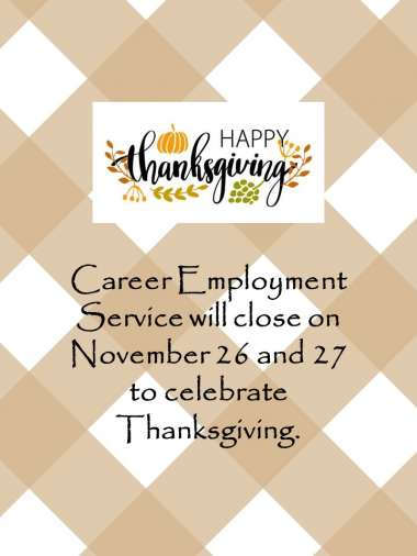 Happy Thanksgiving! image